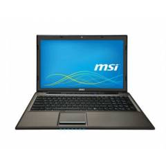 MSI CX61 2PC-1258XTR Notebook