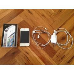 IPHONE 4 8GB CEP TELEFONU-BEYAZ