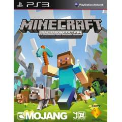 PS3 Minecraft PS3 PLAYSTATiON EDiTiON PS3 ORJİNL