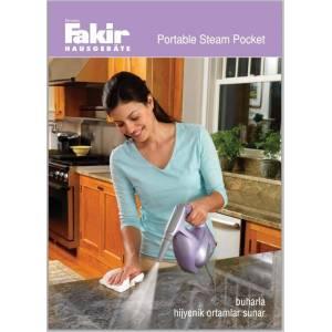 Fakir Portable Steam Pocket Buharl� Temizleyici