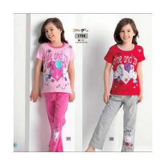 Roly Poly 1756 Chole And Zoe K�z �ocuk Pijama Ta