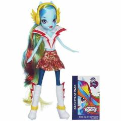 My Little Pony Equestria Girls Rainbow Dash 1