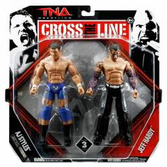 TNA AJ Styles ve Jeff Hardy Fig�r