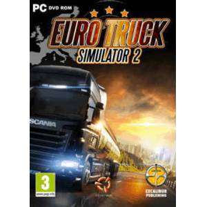 EURO TRUCK SIMULATOR 2 ORJINAL CD KEY TURKCE