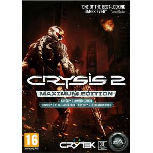 CRYSIS 2 MAXIMUM EDITION ORJINAL CD KEY