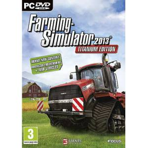 FARMING SIMULATOR 2013 TITANIUM STEAM CD KEY