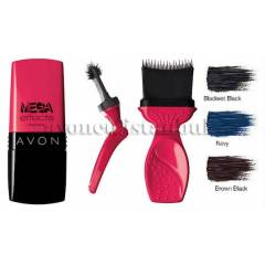 AVON MEGA EFFECTS MASKARA 9 ML KARGO B�ZDEN