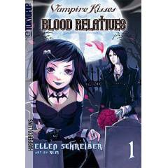 Vampire Kisses - Blood Relatiues 1