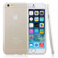 iPHONE 6 KILIF �EFFAF SAYDAM 0.2mm SiL�KON KILIF