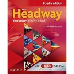 OXFORD  HEADWAY ELEMANTARY   S.B+ W.B  DVD L�