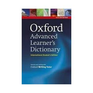 OXFORD  ADVANCED LEARNERS  D�CT�ONARY