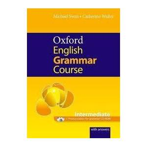 OXFORD  ENGL�SH GRAMMAR COURSE  INTERMED�ATE