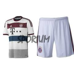 2015 Bayern M�nih FORMA ve �ORT Away