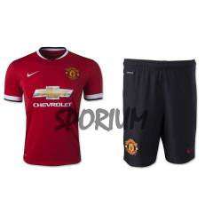 2015 Manchester United FORMA ve �ORT Home