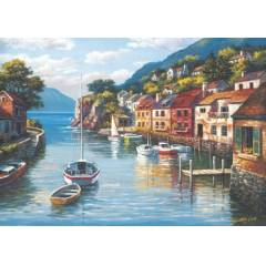 W�LLAGE ON THE WATER 2000 PAR�A PUZZLE
