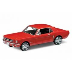 1:18 1964-1/2 FORD MUSTANG COUPE
