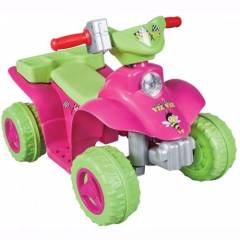 Pilsan Mini Atv 6V Pembe