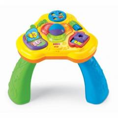 Fisher Price I��kl� ve Melodili Aktivite Masas�