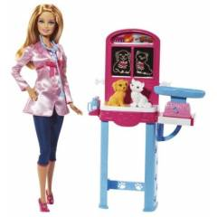 Mattel Barbie Veteriner