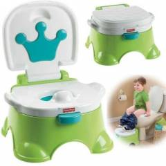 Fisher Price Kraliyet E�itici Tuvalet