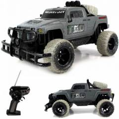 1:12 Hummer Kumandal� Jeep �amurlu Model