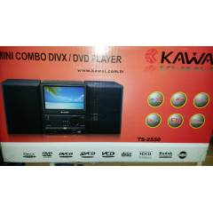 KAVA� TV L� M�Z�K SET� TS 2550 D�VX USB MP3 CD