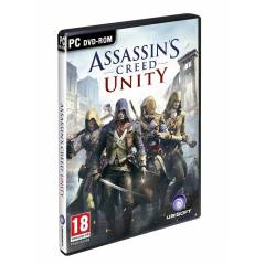 PC ASSASSiNS CREED UNiTY SIFIR DVD KUTUSUNDA