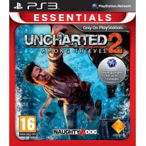 PS3 UNCHARTED 2 AMONG THIEVES - SIFIR