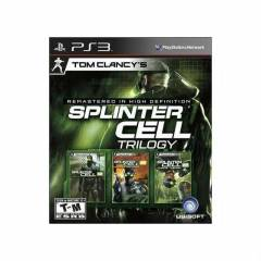 SPLINTER CELL TRILOGY PS3 �OK F�YATA KA�MAZ