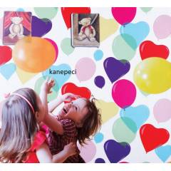 Kids Dream 6105 Balon �ocuk Odas� Duvar Ka��d�