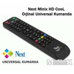 Next miniX HD CooL Kumanda