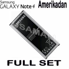 SAMSUNG GALAXY NOTE 4 BATARYA ORJİNAL NOTE 4 BAT