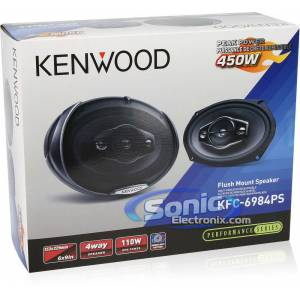 KENWOOD KFC 6984PS 450W OTO HOPARL�R