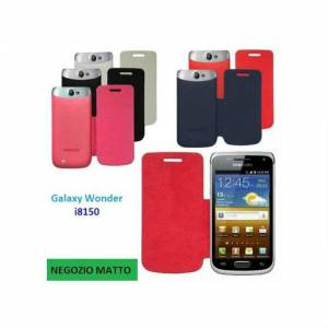 SAMSUNG GALAXY WONDER i8150 KILIF FLiP COVER +++