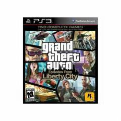 PS3 Grand Theft Auto: Liberty City  GTA 4