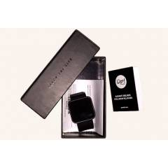 Up Watch Black Edition Touch Screen Unisex Led Watch