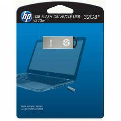 HP V220W 32GB M�N� METAL USB BELLEK
