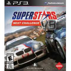 SUPER STARS V8 NEXT CHALLENGE PS3 �OK F�YATA