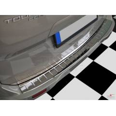 FORD Courier Krom Arka Tampon �zeri
