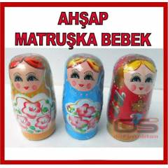AH�AP 5 L� MATRU�KA SET�
