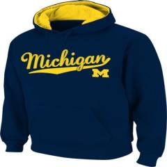 NEW SERIES MICHIGAN HOODIES