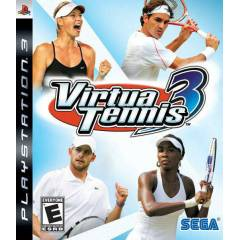 VIRTUA TENNIS 3 PS3 �OK F�YATA KA�MAZ