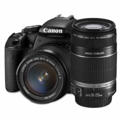 Canon 650D 18 55 ve 55 250 IS II Foto�raf Makine