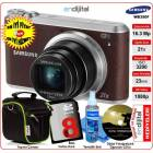 Samsung WB350F Smart 16.3 MP 21x Zoom