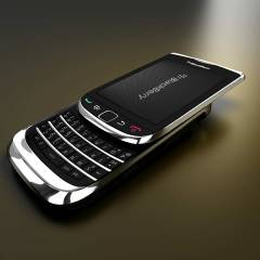 Blackberry Torch 9800 cep telefonu