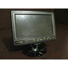 SUNNY 7 TFT LCD COLOR TV MODEL AT 4370LCD TV