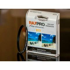Raypro HD Slim UV Filtre C 18-55mm & 55-250