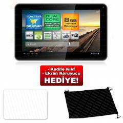 "Dark EvoPad C9020KS 9"" �ift �ekirdekli Tablet Pc"