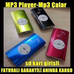 MP3 Player-Yeni Nesil Mp3 �alar m�zik �alar