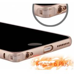 iPhone 6 Plus K�l�f 5.5'' Metal �er�eve +film